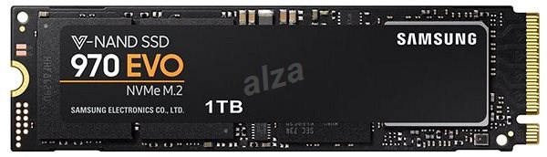 Samsung 970 EVO 1 TB - SSD disk