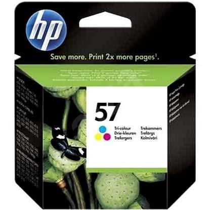 HP C6657AE č. 57 - Cartridge
