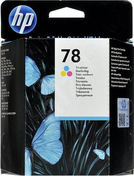 HP C6578D č. 78 - Cartridge