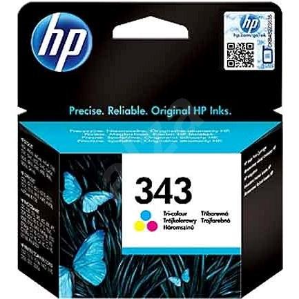HP C8766EE č. 343 - Cartridge