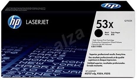 HP Q7553X č. 53X čierny - Toner