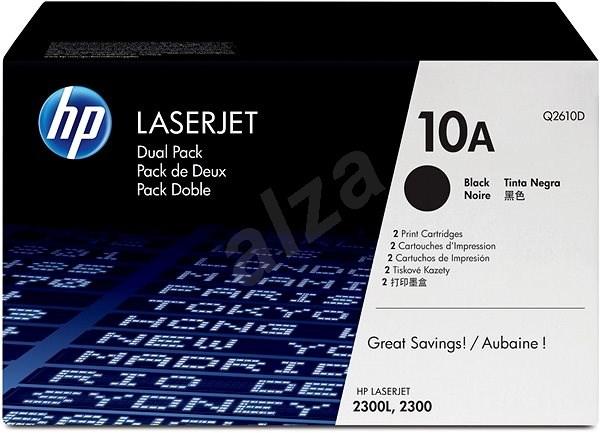 HP Q2610A č. 10A čierny - Toner