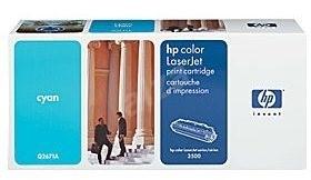 HP Q2671A modrý - Toner