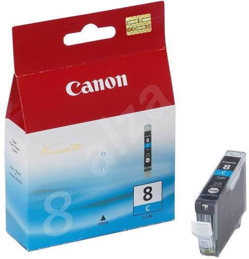 Canon CLI-8C modrá - Cartridge