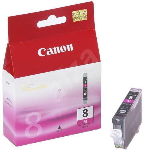 Canon CLI-8M červená - Cartridge