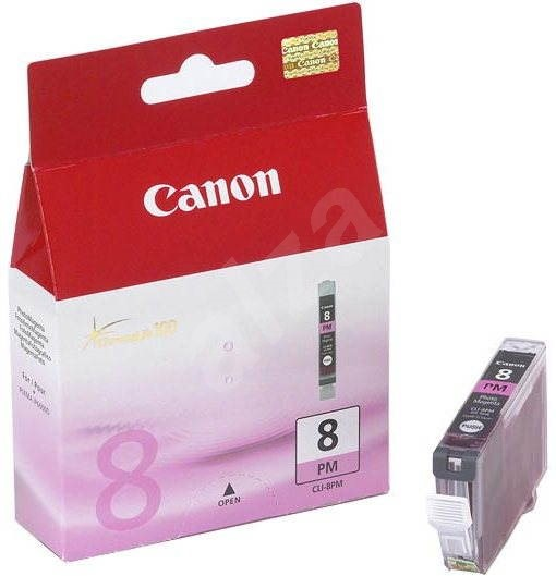 Canon CLI-8PM foto červená - Cartridge