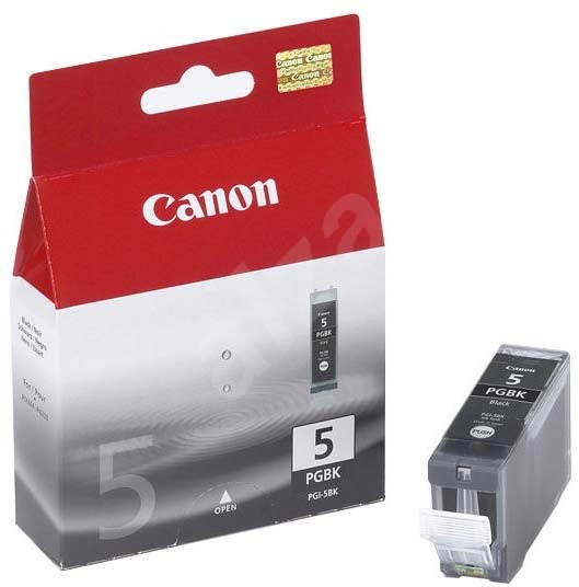 Canon PGI-5BK pigmentová čierna - Cartridge