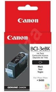 Canon BCI3eBK čierny - Cartridge