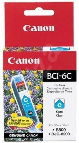 Canon BCI6C - Cartridge