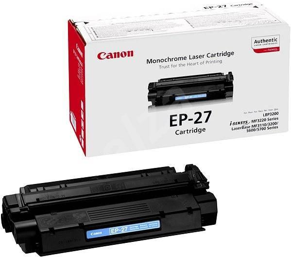Canon EP27 čierny - Toner
