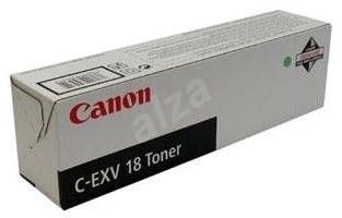Canon C-EXV 18 čierny - Toner