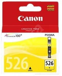 Canon CLI-526Y žltá - Cartridge