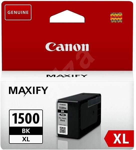 Canon PGI-1500XL BK - Cartridge