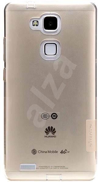 NILLKIN Nature pre Huawei Mate 7 hnedé - Puzdro na mobil  c57bca2f82a