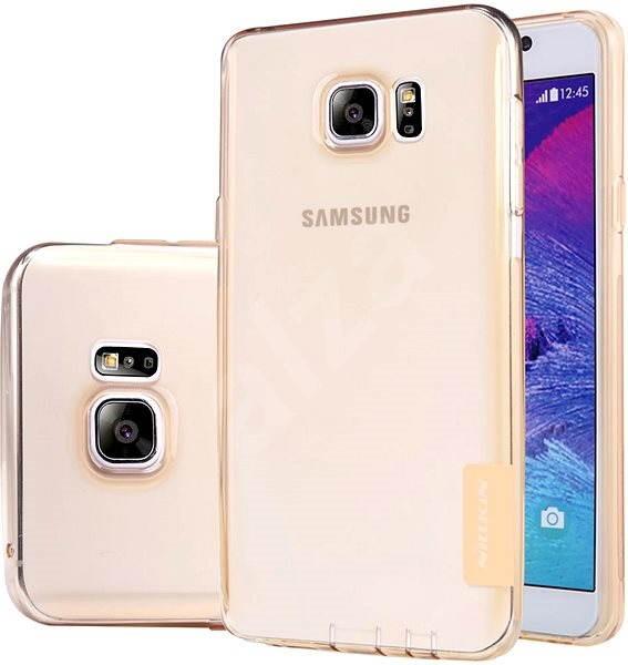 NILLKIN Nature na Samsung Galaxy Note 5 N920F hnedé - Puzdro na mobil 5a1f1471123