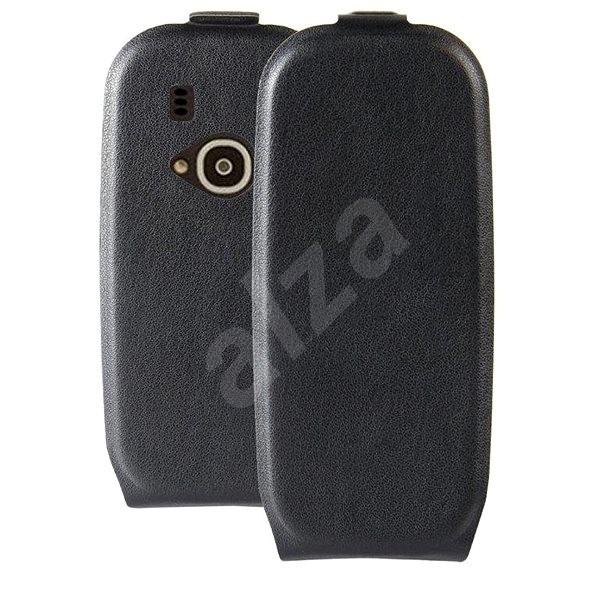 Lea N3310B čierne - Puzdro na mobil