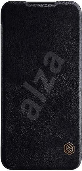 Nillkin Qin Book na Xiaomi Redmi Note 7 Black - Puzdro na mobil