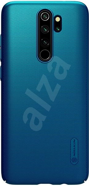 Nillkin Frosted zadný kryt pre Xiaomi Redmi Note 8 Pro Blue - Ochranný kryt