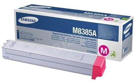 Samsung CLX-M8385A purpurový - Toner