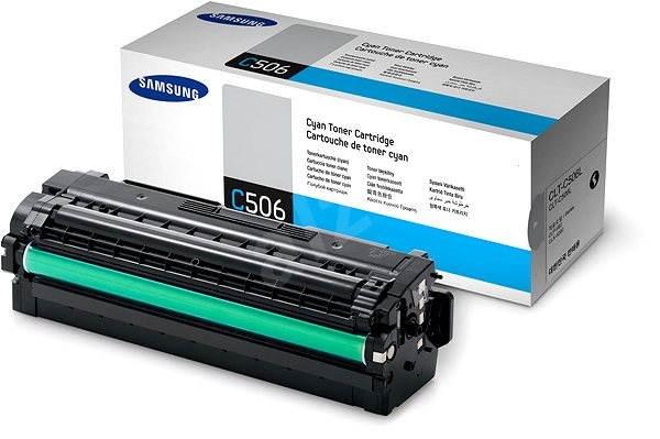 Samsung CLT-C506L azúrový - Toner