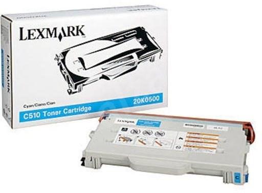 LEXMARK 20K0500 azúrový - Toner