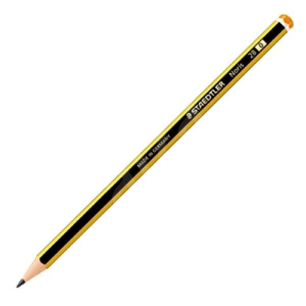 STAEDTLER Noris Eco 2B šesťhranná - Grafitová ceruzka