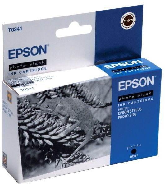 Epson T0341 čierna - Cartridge