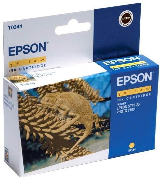 Epson T0344 žltá - Cartridge