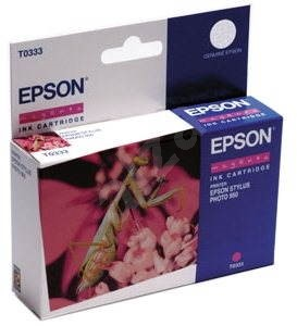 Epson T0333 purpurová - Cartridge