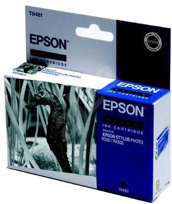 Epson T0481 čierna - Cartridge