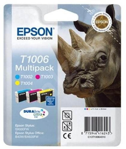 Epson T1006 multipack - Cartridge