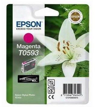 Epson T0593 purpurová - Cartridge