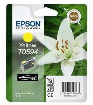 Epson T0594 žltá - Cartridge