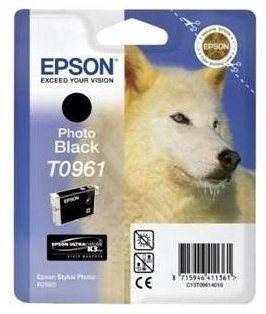 Epson T0961 čierna - Cartridge