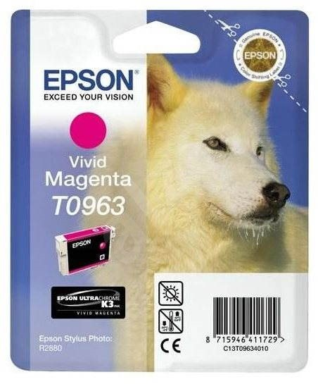 Epson T0963 purpurová - Cartridge