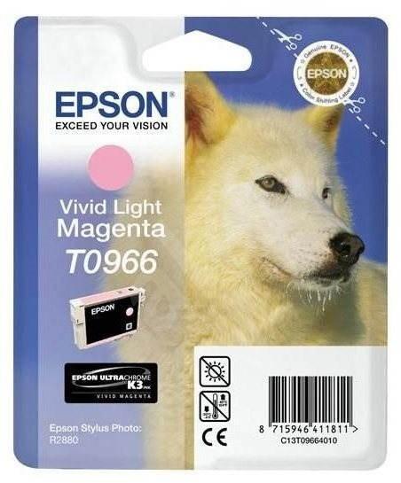 Epson T0966 svetlá purpurová - Cartridge