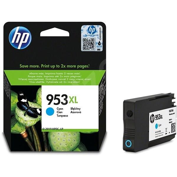 HP 953XL č. F6U16AE - Cartridge