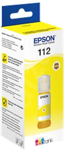 Epson 112 EcoTank Pigment Yellow ink bottle žltá - Cartridge