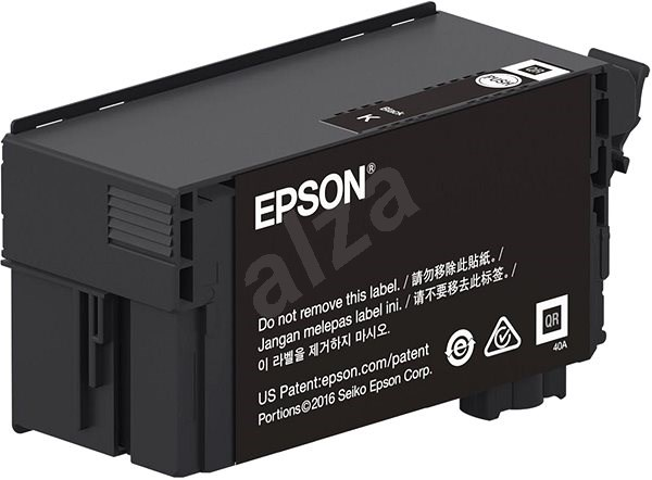 Epson T40D140 čierna - Cartridge