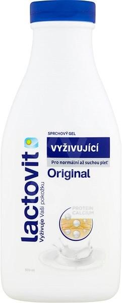 LACTOVIT Original Sprchový gél vyživující 500 ml - Sprchový gél