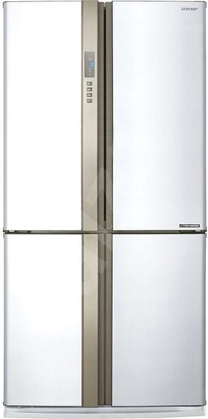 SHARP SJEX 820FWH SBS - Americká chladnička