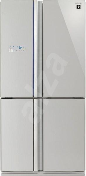 SHARP SJFS 820VSL SBS - Americká chladnička