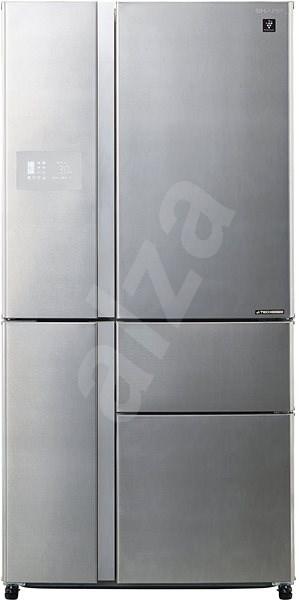 SHARP SJ PX830FSL - Americká chladnička