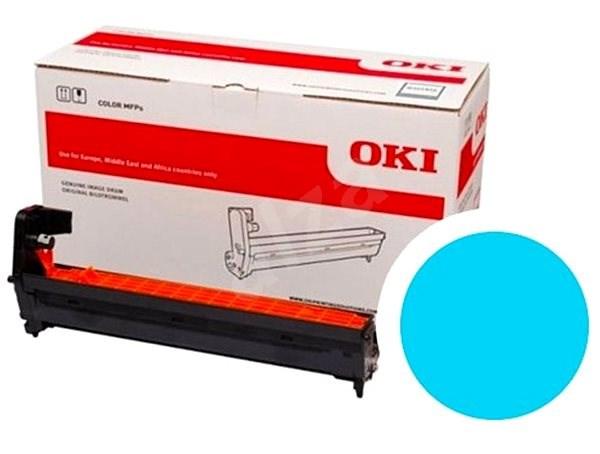 OKI 46857507 azúrový - Tlačový valec