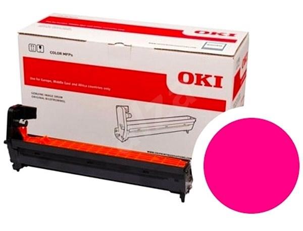 OKI 46857506 purpurový - Tlačový valec