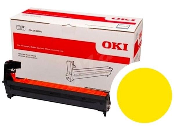 OKI 46857505 žltý - Tlačový valec