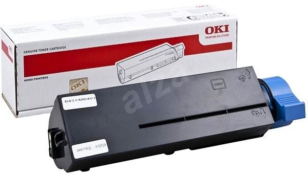 OKI 44917602 čierny - Toner