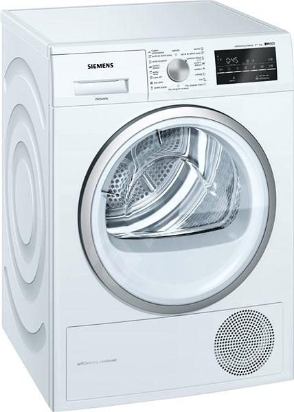 SIEMENS WT45W461CS - Sušička prádla