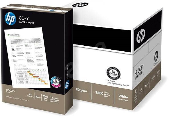 HP Copy Paper A4 (5 ks) - Papier  c5b92a273c3