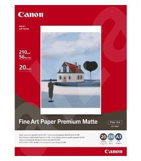 Canon FA-PM A3+ (Premium Matte) - Fotopapíry
